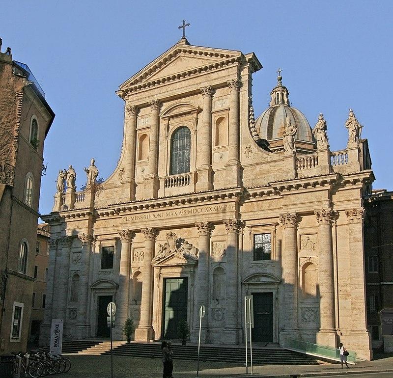 Giacomo della Porta. San Giovanni dei Fiorentini