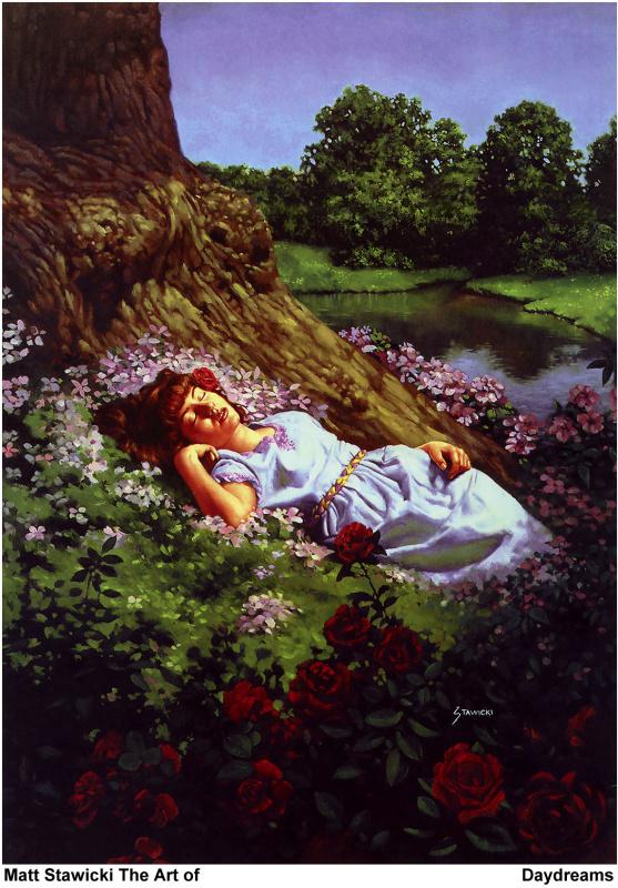 Мэттью Ставикки. Дневной сон