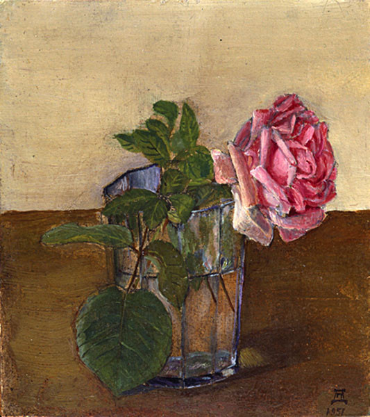Дмитрий Петрович Плавинский. Роза
