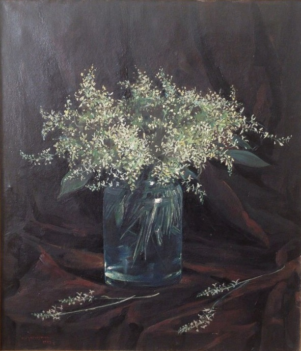 Olga Sergeevna Malyutina. Lilies of the valley