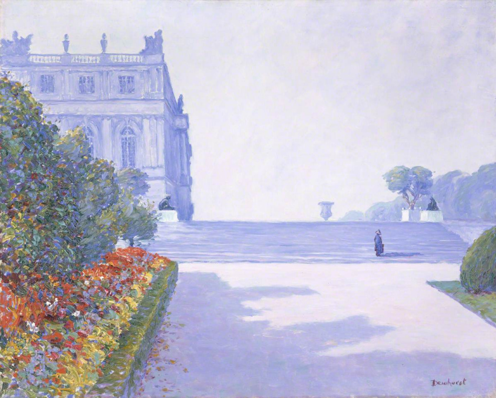 Wynford Dewhurst. The Palace, Versailles