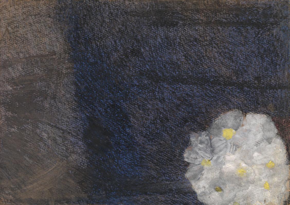 Михаил Федорович Ларионов. Композиция с цветком