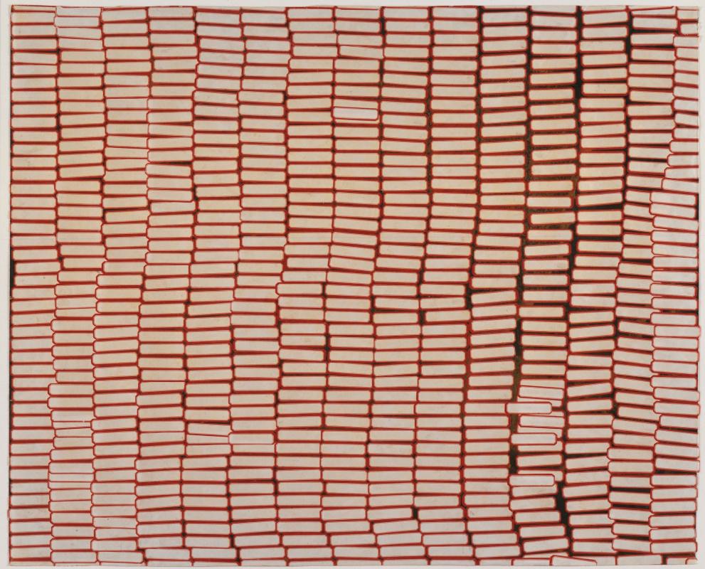 Яёи Кусама. Накопление марок, 63