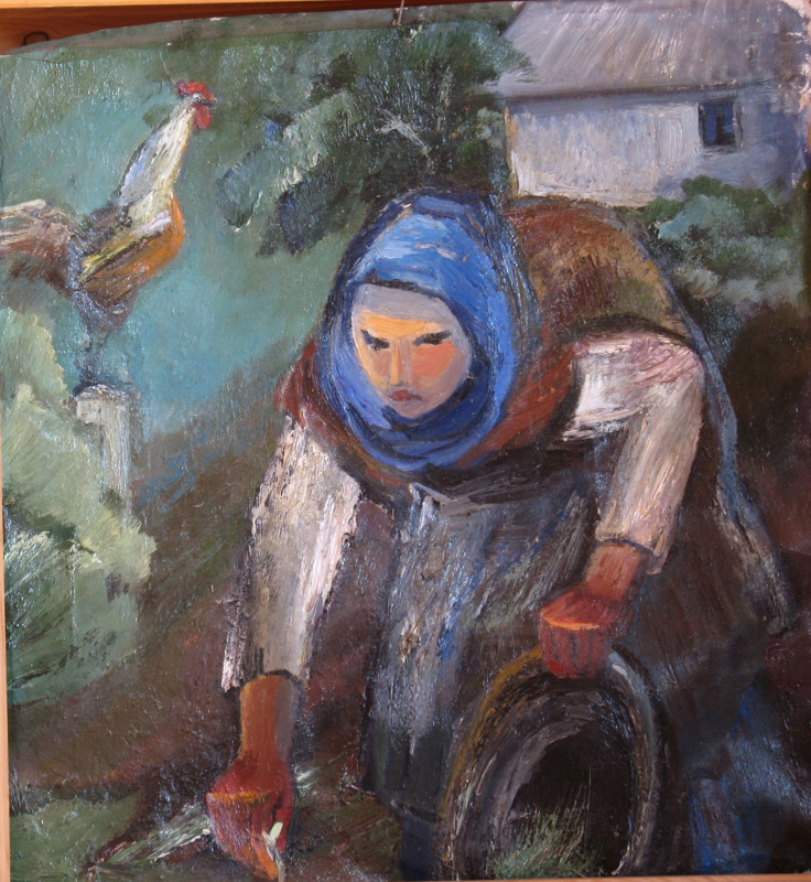 Liliana Nikolaevna Rastorgueva. Harvest