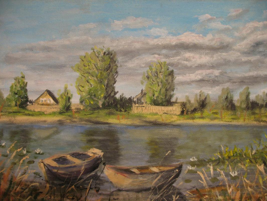 Alexander Valerievich Orlov. Hot afternoon