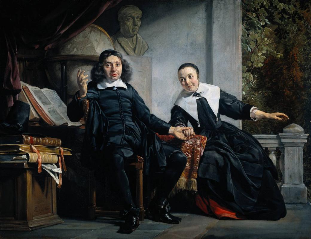 Ян де Брай. Семейный портрет