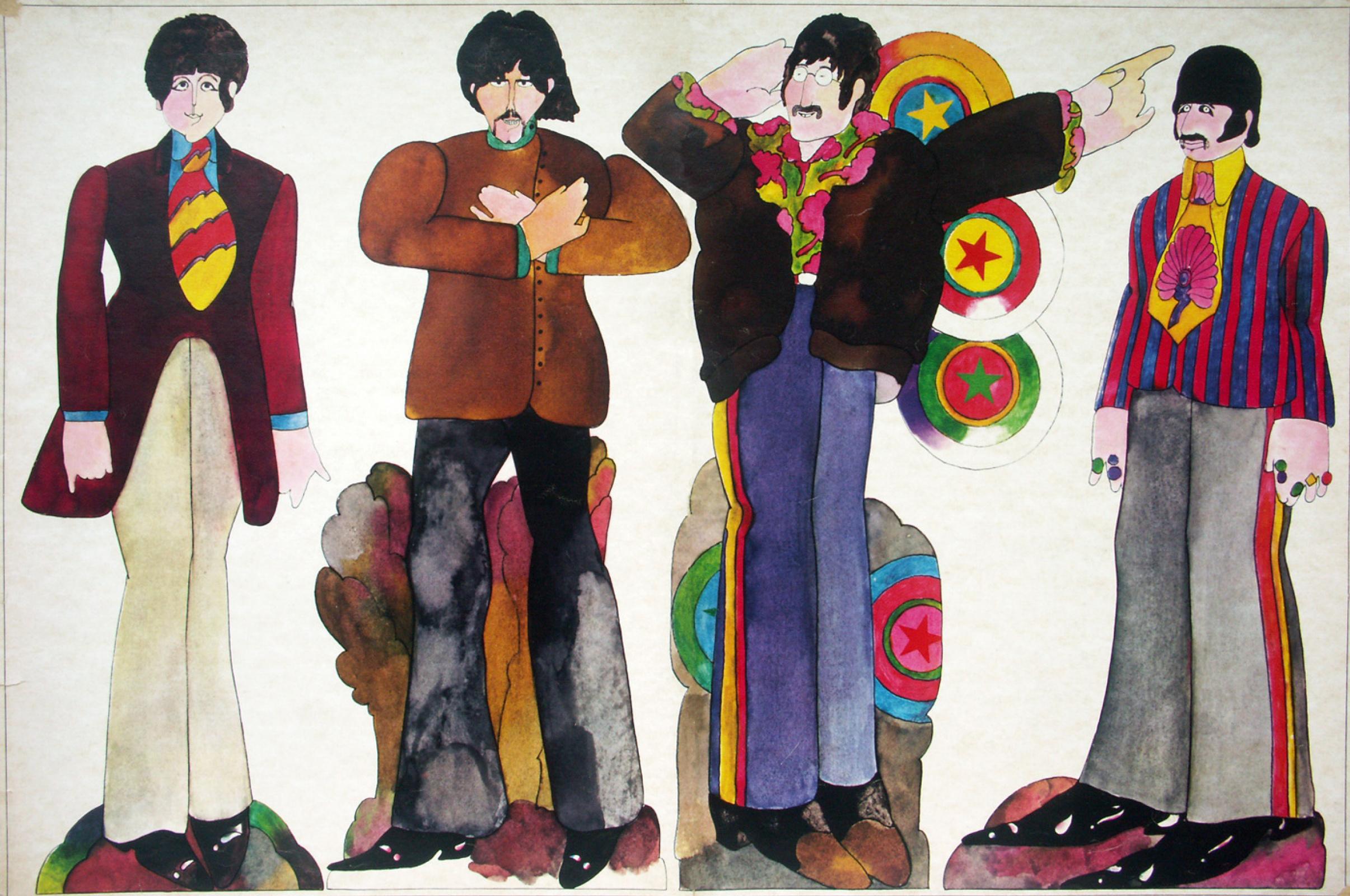 Хайнц  Эдельманн. The Beatles