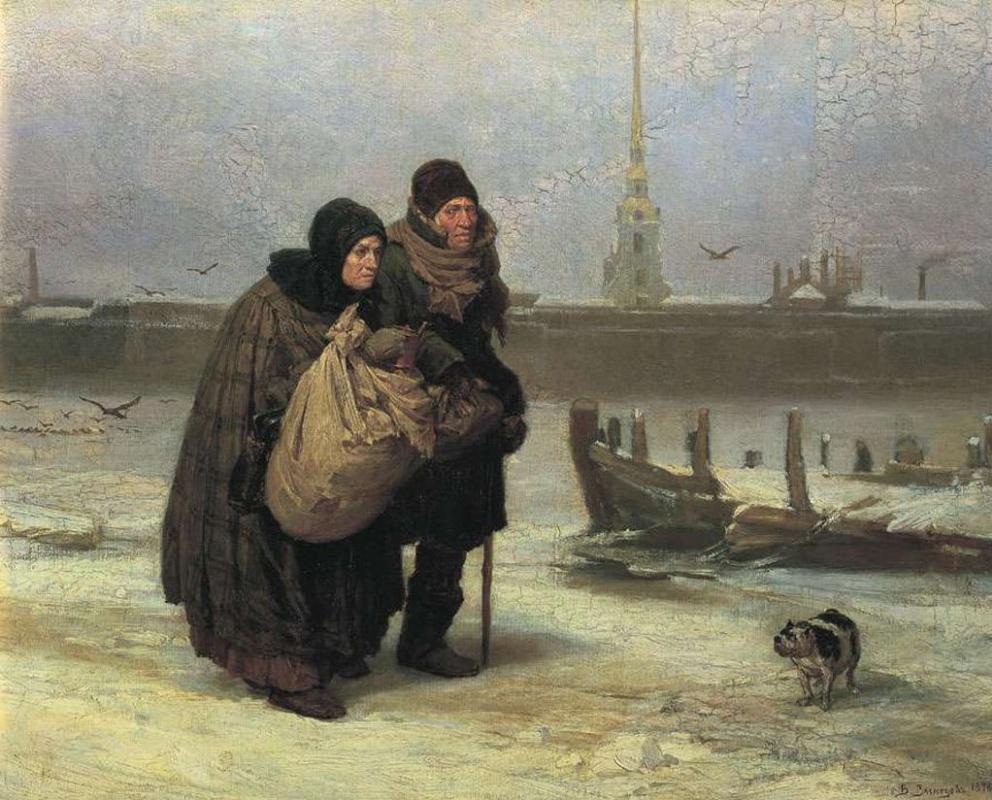 Victor Mikhailovich Vasnetsov. From apartment to apartment