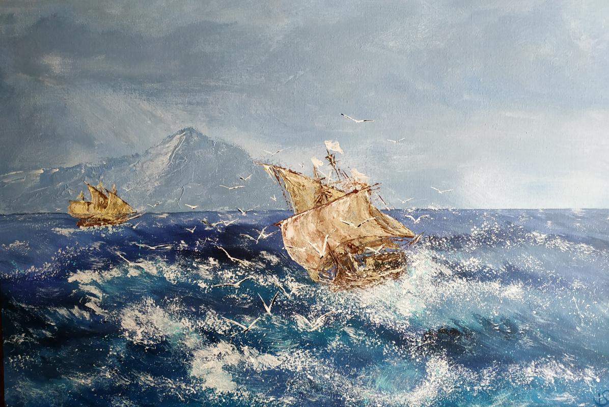 Irina Stukaneva. Cape of Good Hope