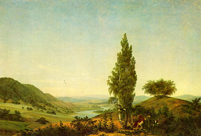 Каспар Давид Фридрих. Лето