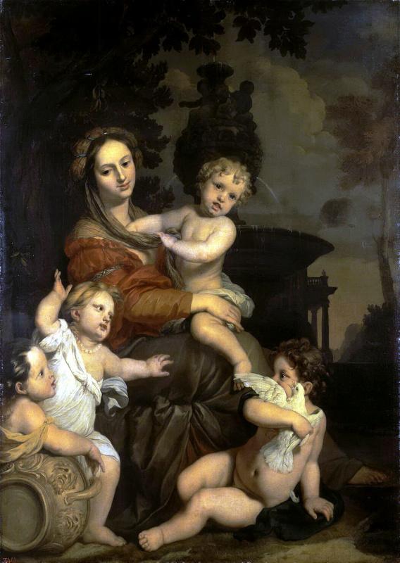 Герард де Лересс. Материнская любовь