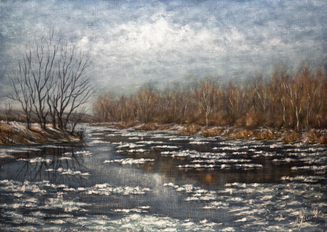 Valery Levchenko. No. 222 High Water