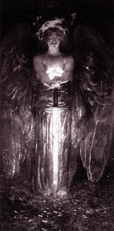 Эдвин Хоуленд Блэшфилд. Ангел с огненным мечом