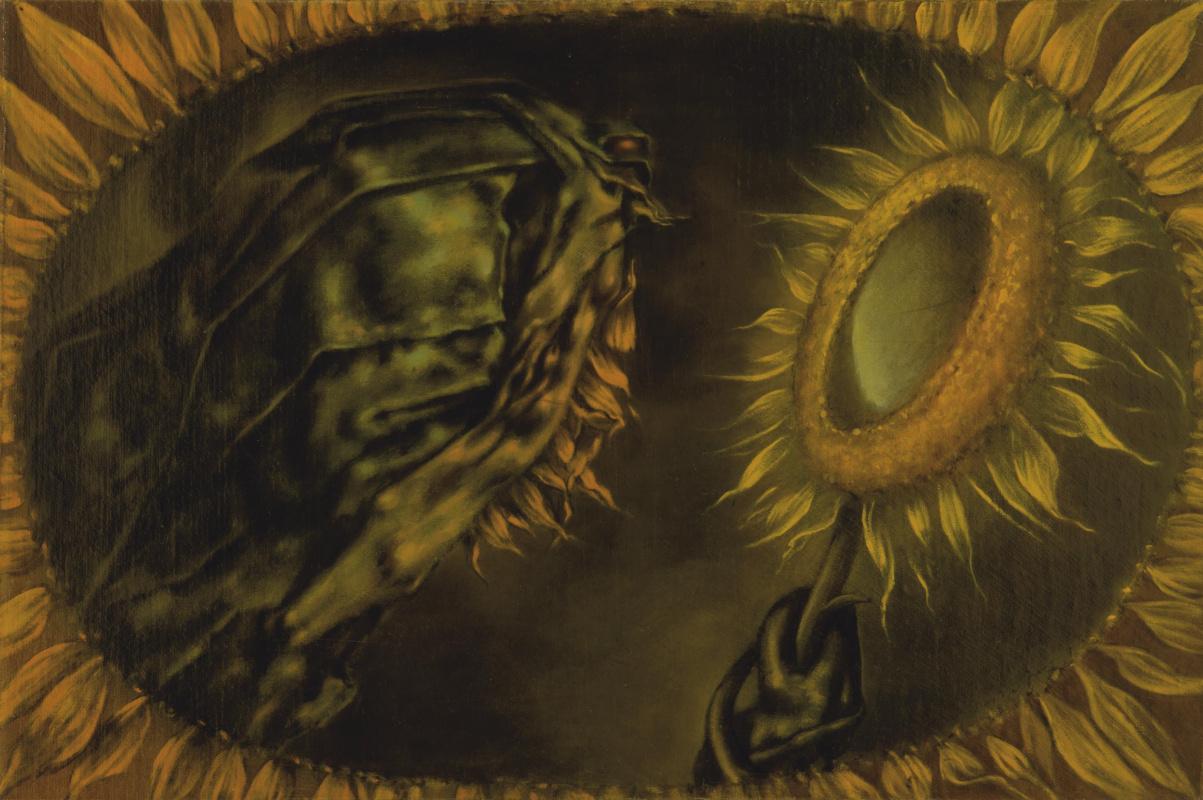Доротея Таннинг. Зеркало