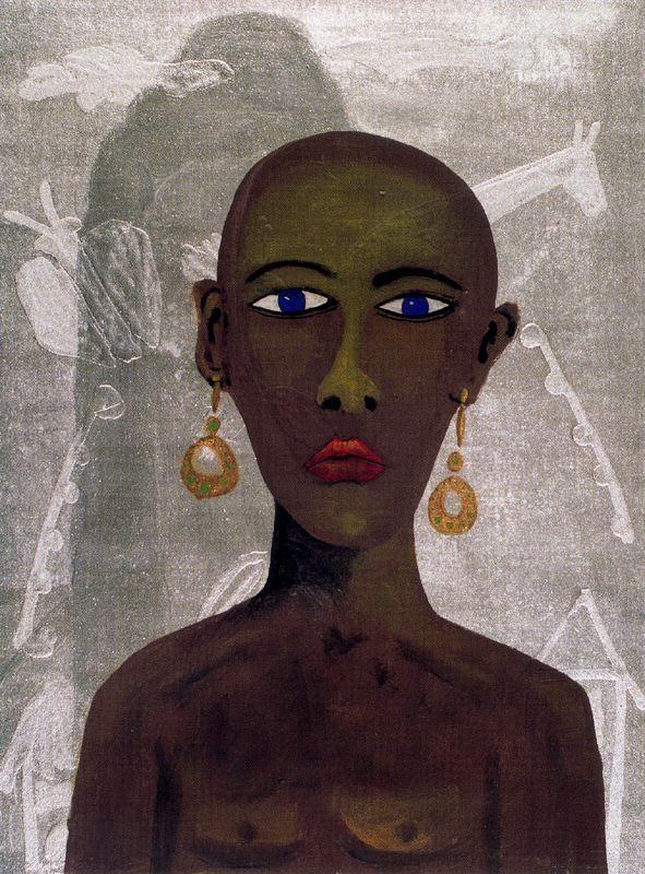 Фатхи Хасан. Портрет 4