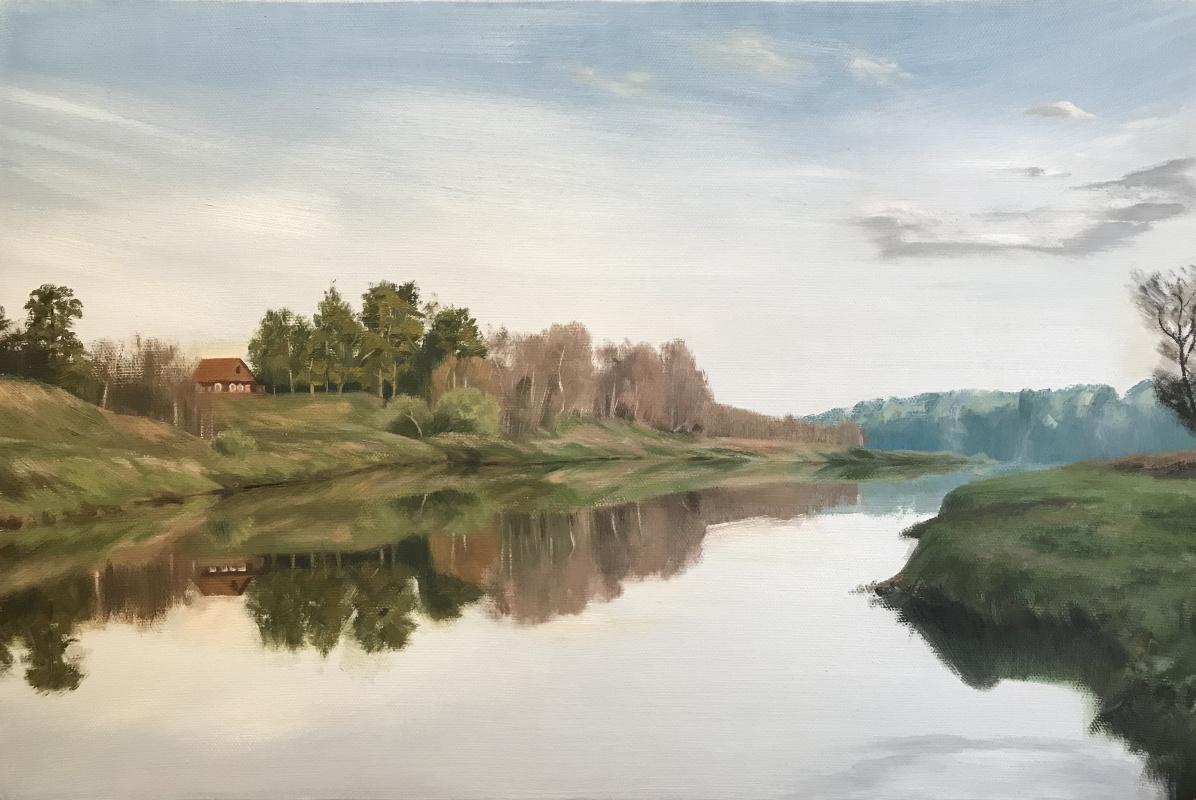 Andrey Sergeevich Khmelevsky. Silence