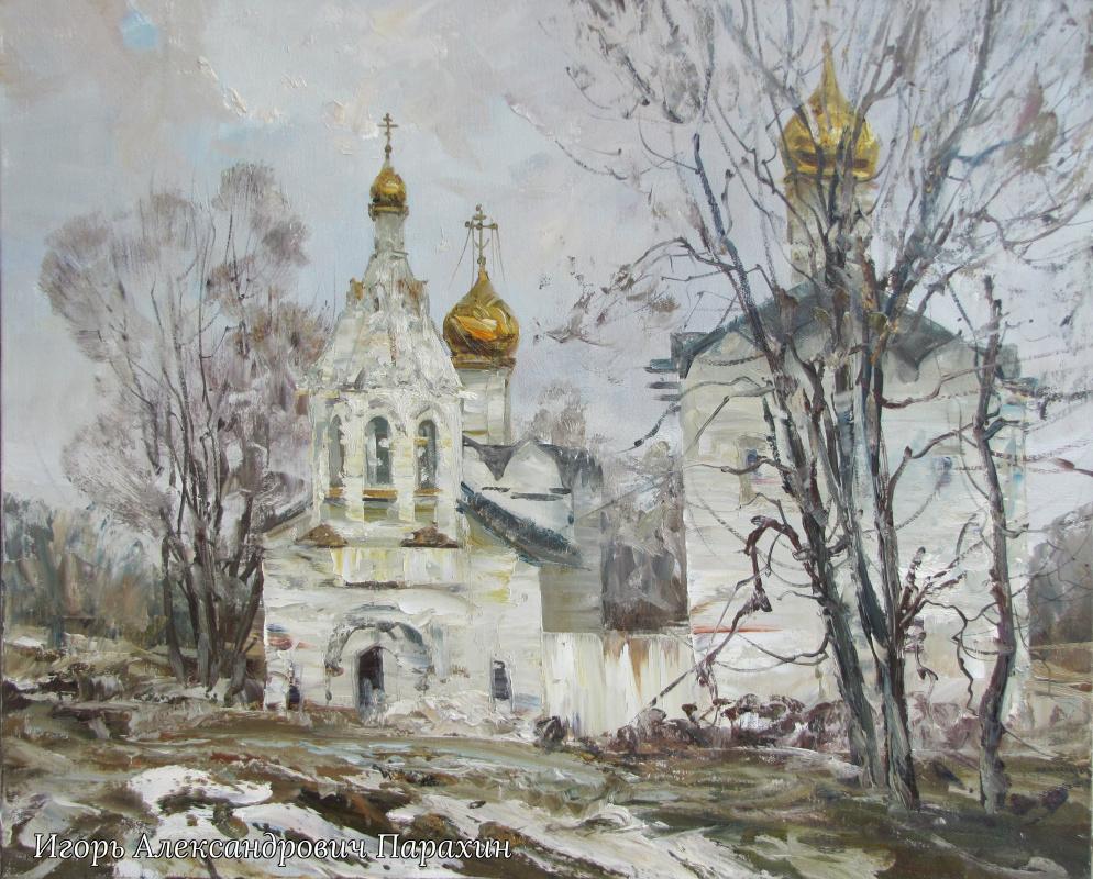 Игорь Александрович Парахин. Серебряный день
