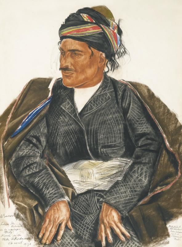 Alexander Yakovlev. Salek Ibn Mohamed