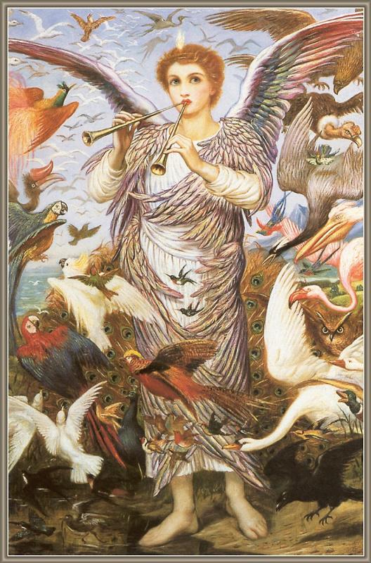 Эдвард Фелловес Прунн. Крылья ангела