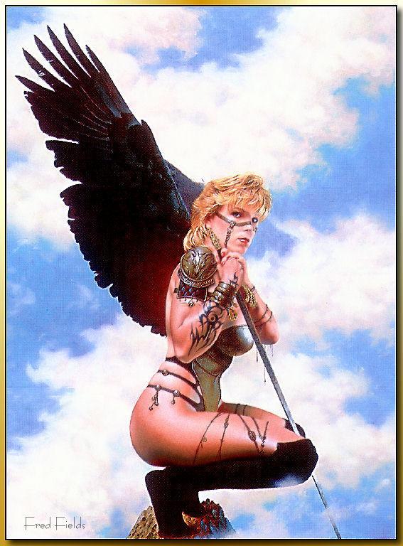 Фред Филдс. Темные крылья