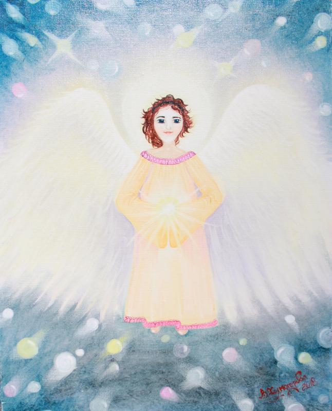 Vera Alexandrovna Kholmogorova. Angel of light