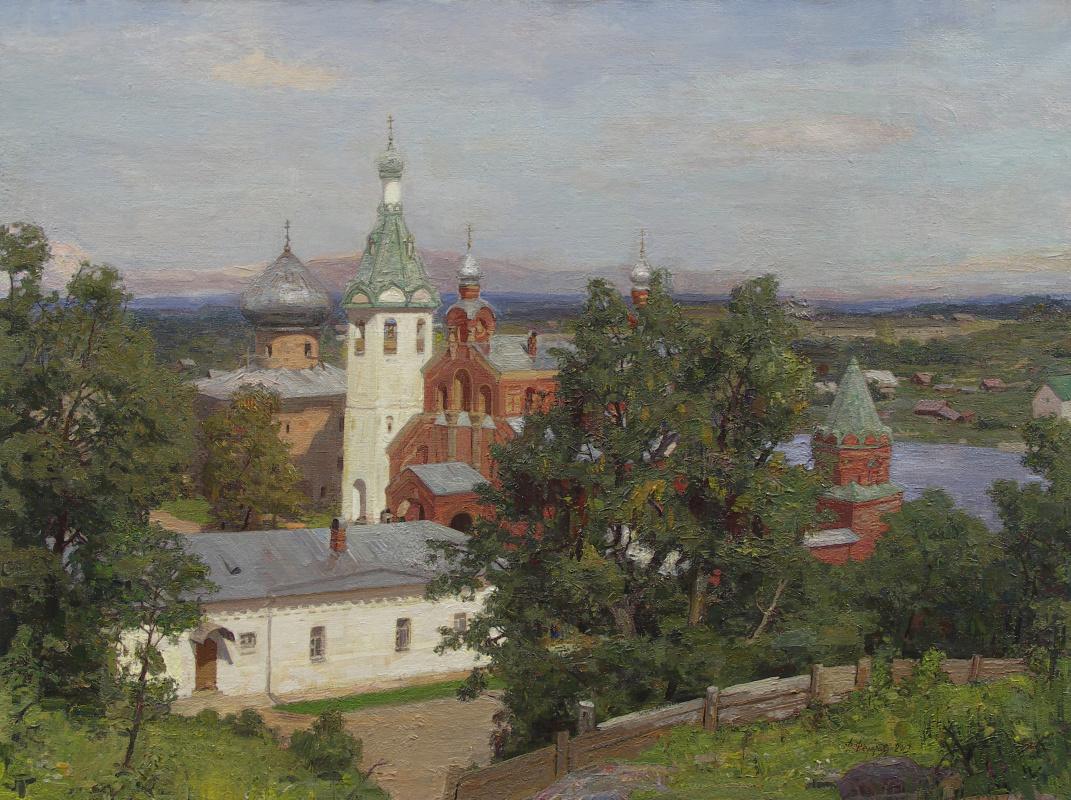 Фёдор Борисович Фёдоров. Abode of faith