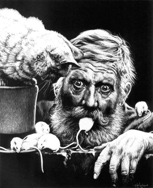 Тодд Локвуд. Мышиный человек