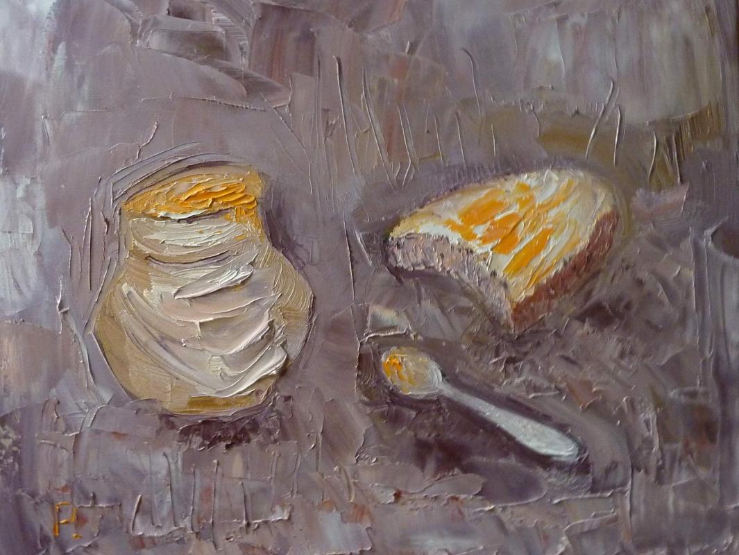 Svyatoslav Ryabkin. Bread butter and honey Bread butter and honey