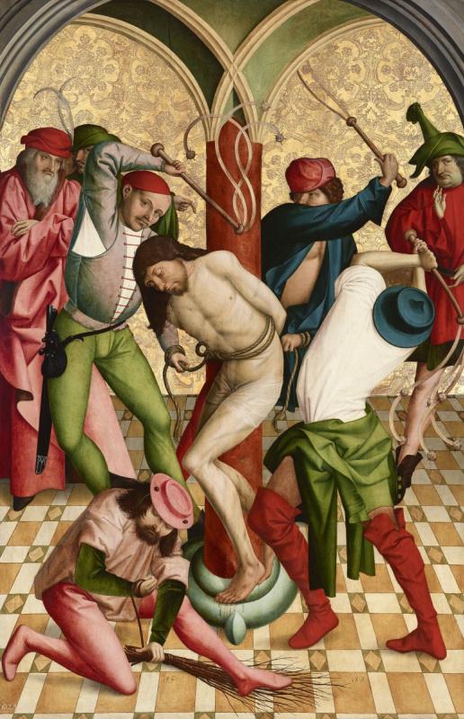 Ryuland Fruauf Elder. Flagellation of Christ
