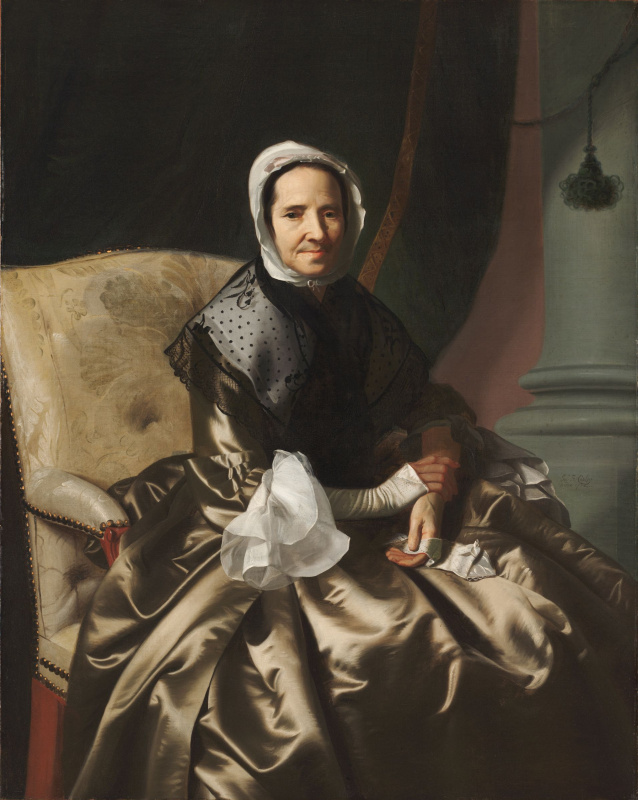 John Singleton Copley. Sarah Morek Boylston (Mrs. Thomas Boylston)