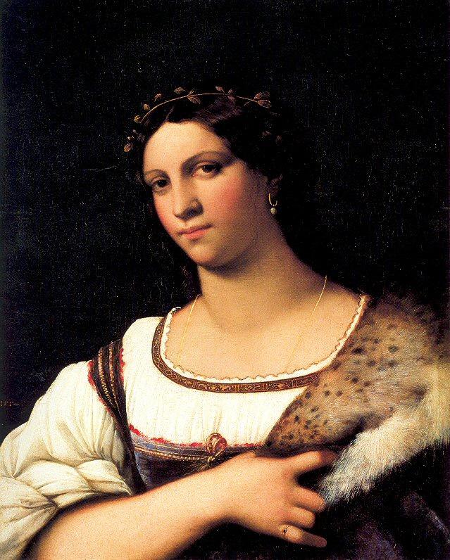 Sebastiano del Piombo. Plot 20