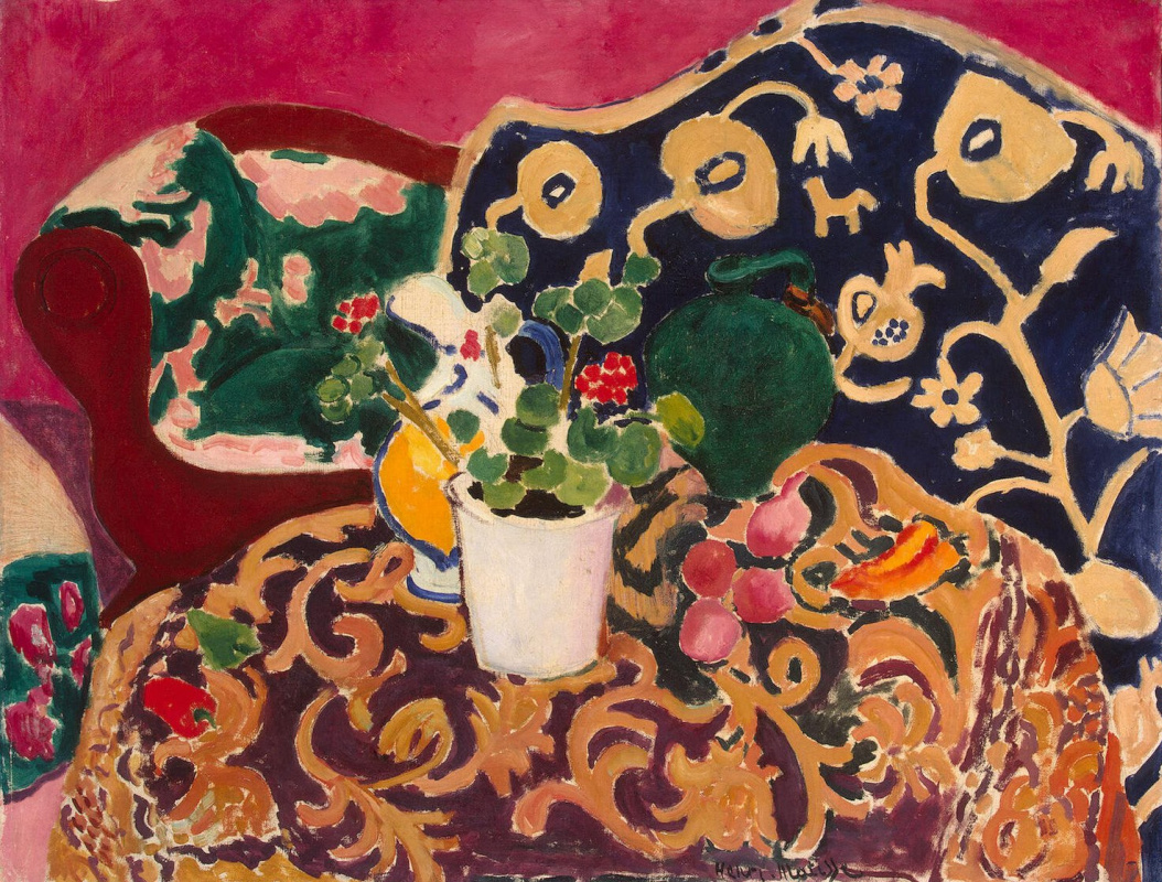Henri Matisse. Spanish Still Life