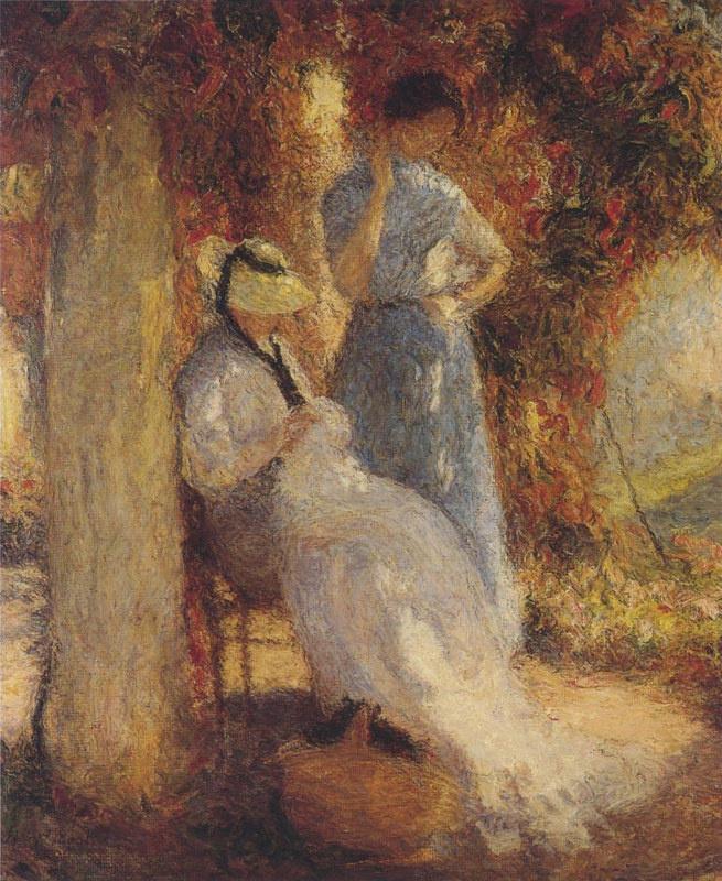 Henri Marten. Seamstress