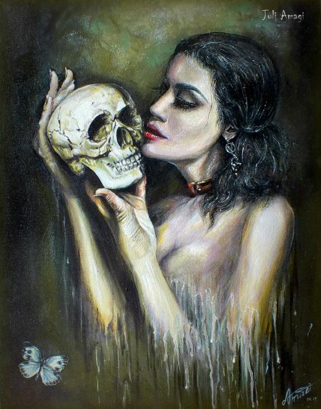Юлия Амаги (Amagiras). Поцелуй грешницы