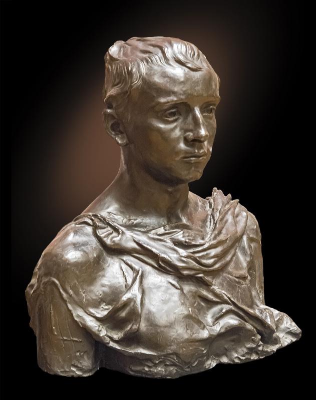 Камилла Клодель. Молодой римлянин