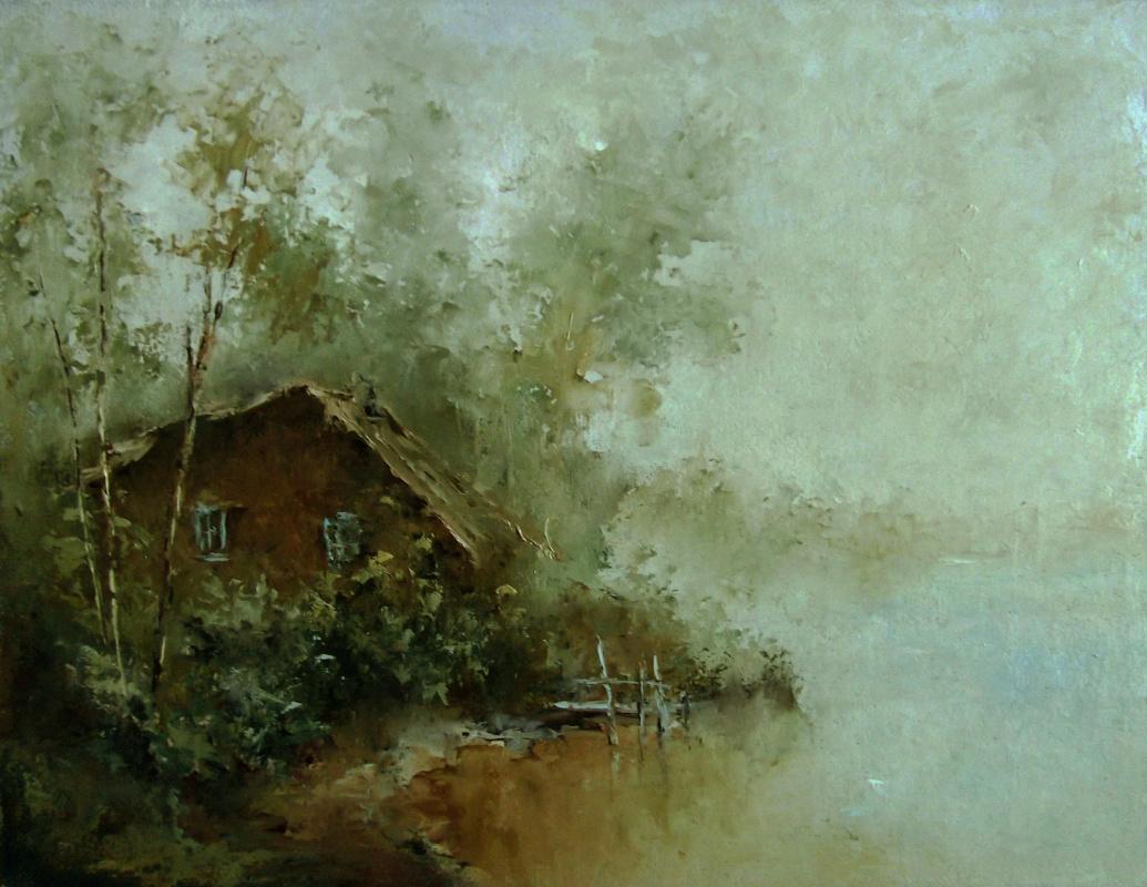 Elena Yudina. House