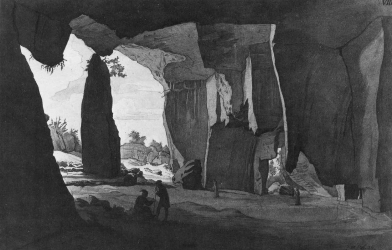 Юлиус Шнорр фон Карольсфельд. В каменоломне Сиракуз