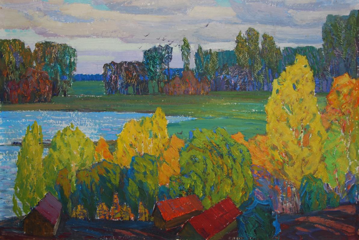 Yuri Fedorovich Sinister. Autumn motive