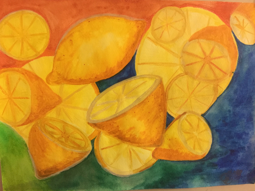 Julia Sergeevna Shmyrina. Lemons