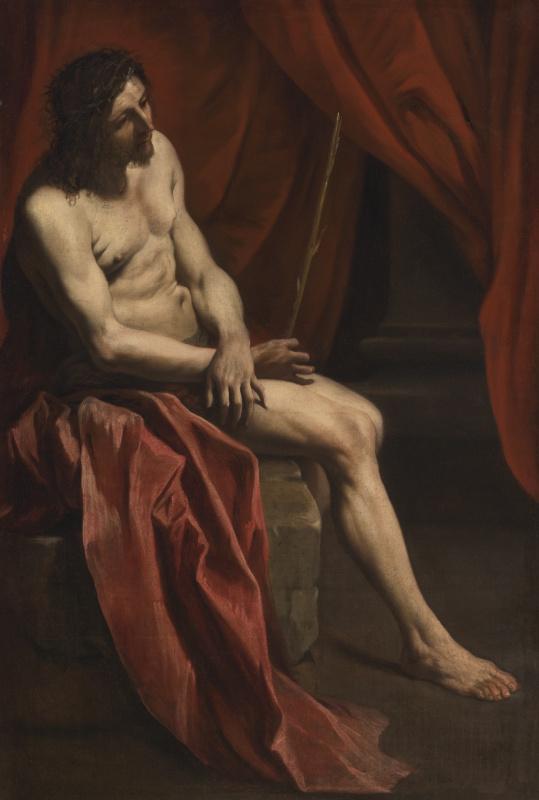 Gian Lorenzo Bernini. The coronation a crown of thorns