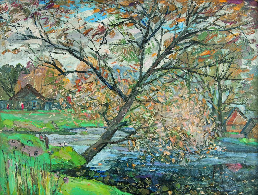 Alexey Limonov. Time of leaf fall