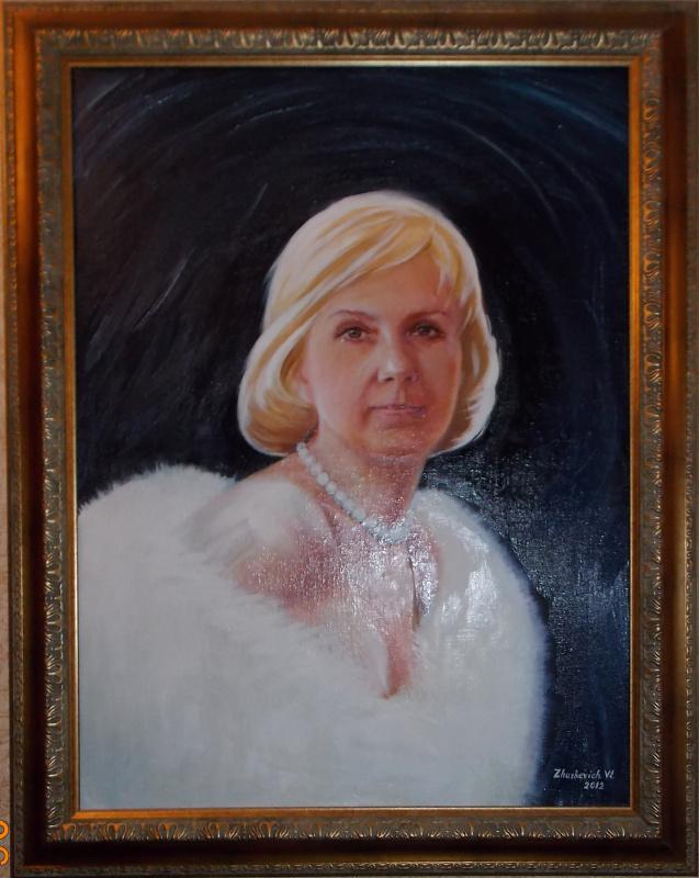 Владимир Сергеевич Жаркевич. Викторрия