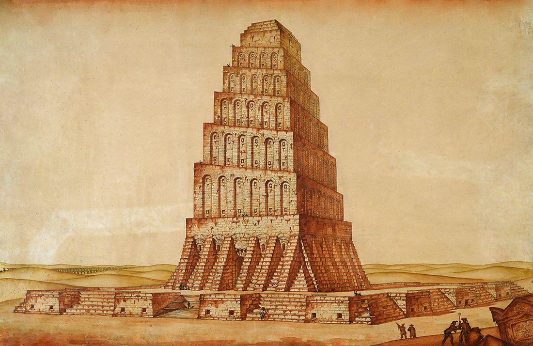 Alexander Ivanovich Hegello. Tower
