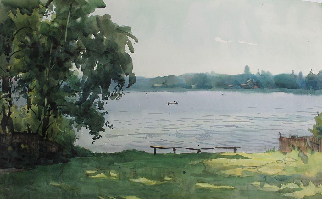 Sergey Kuzmich Frolov. Ozerki