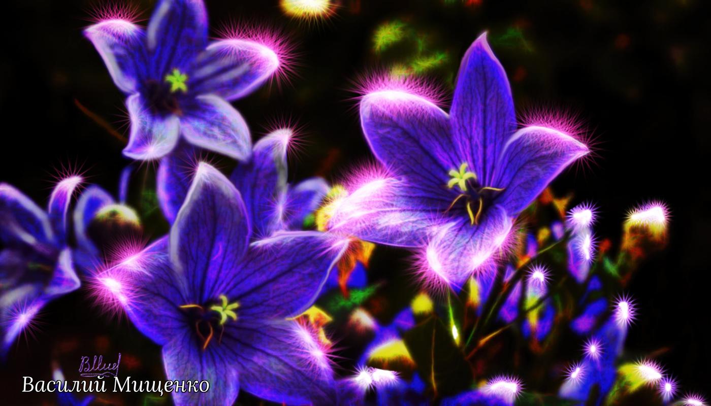 Vasiliy Mishchenko. Flowers 048