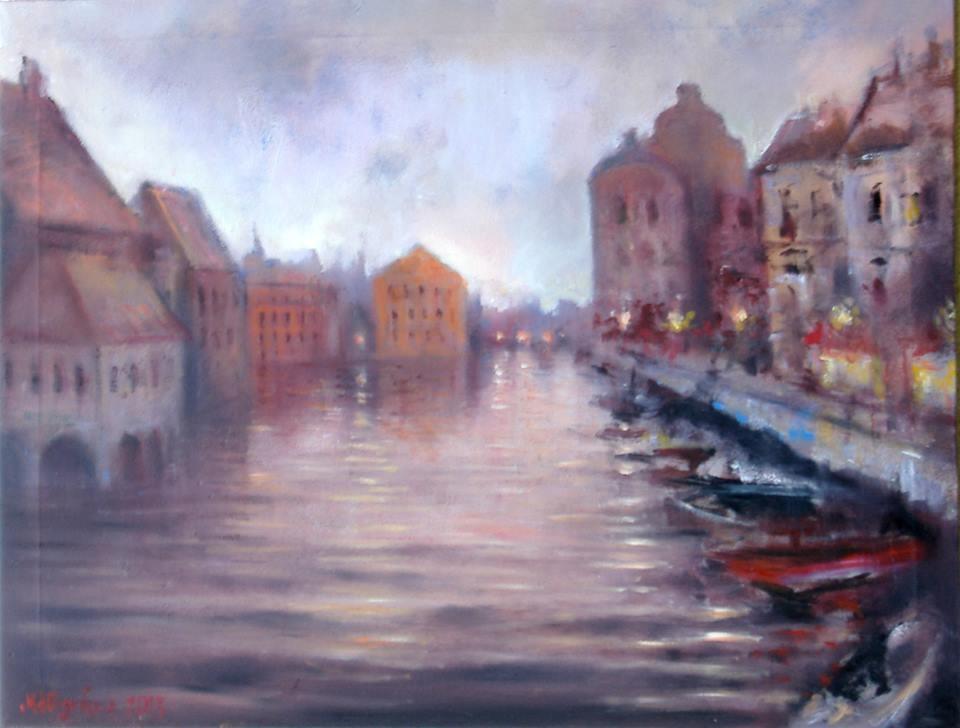 "Michael Yudovsky. ""Amsterdam""."