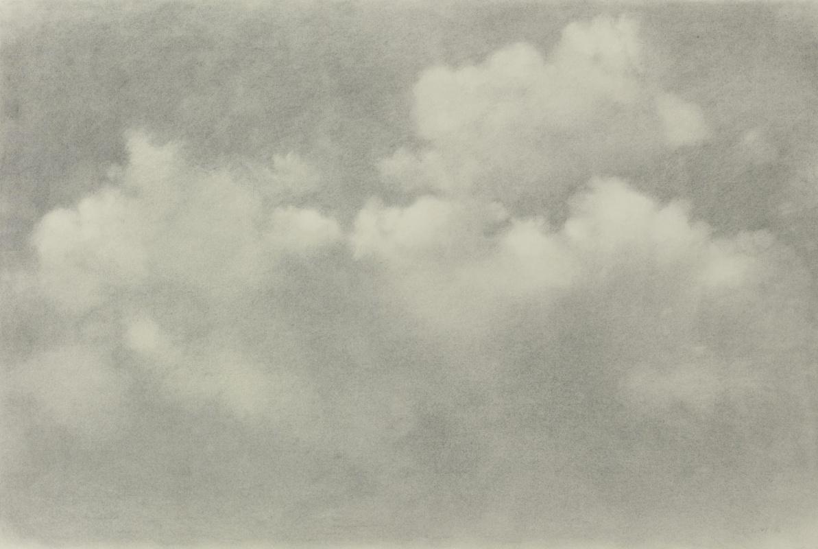 Vija Celmins. Clouds