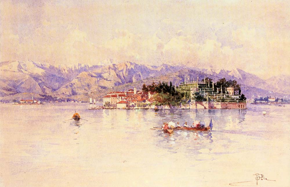 Paolo Sala. Rowing