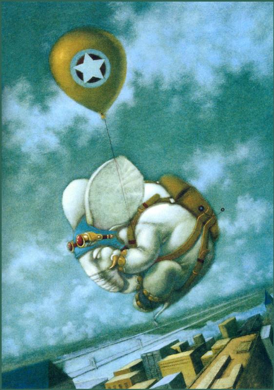 Ричард Рани. Удивительные белый слон