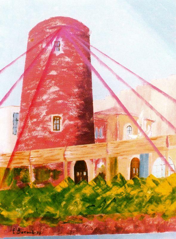 Энрике Бернад. Башня
